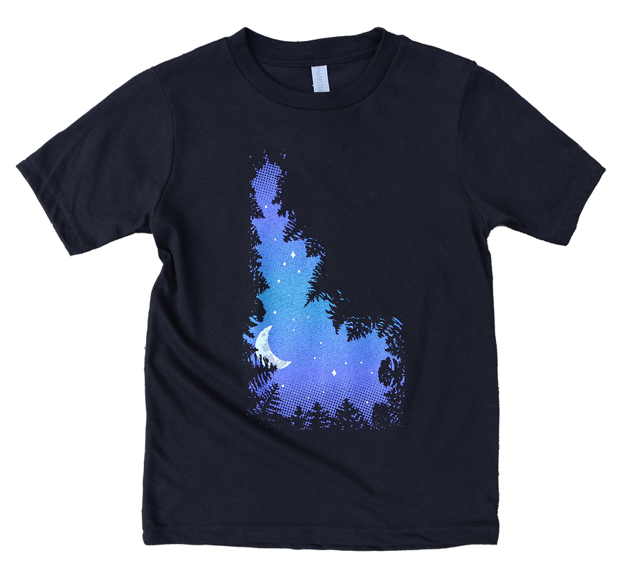 Skydaho Youth Tee
