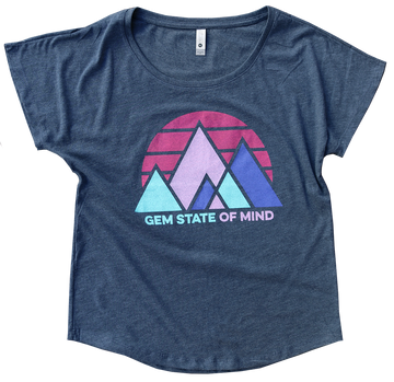 Gem State Ladies Tee