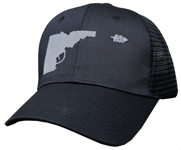 Idaho Tree-Gun Baseball Cap