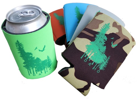 Idaho Wilderness Insulated Can Holder