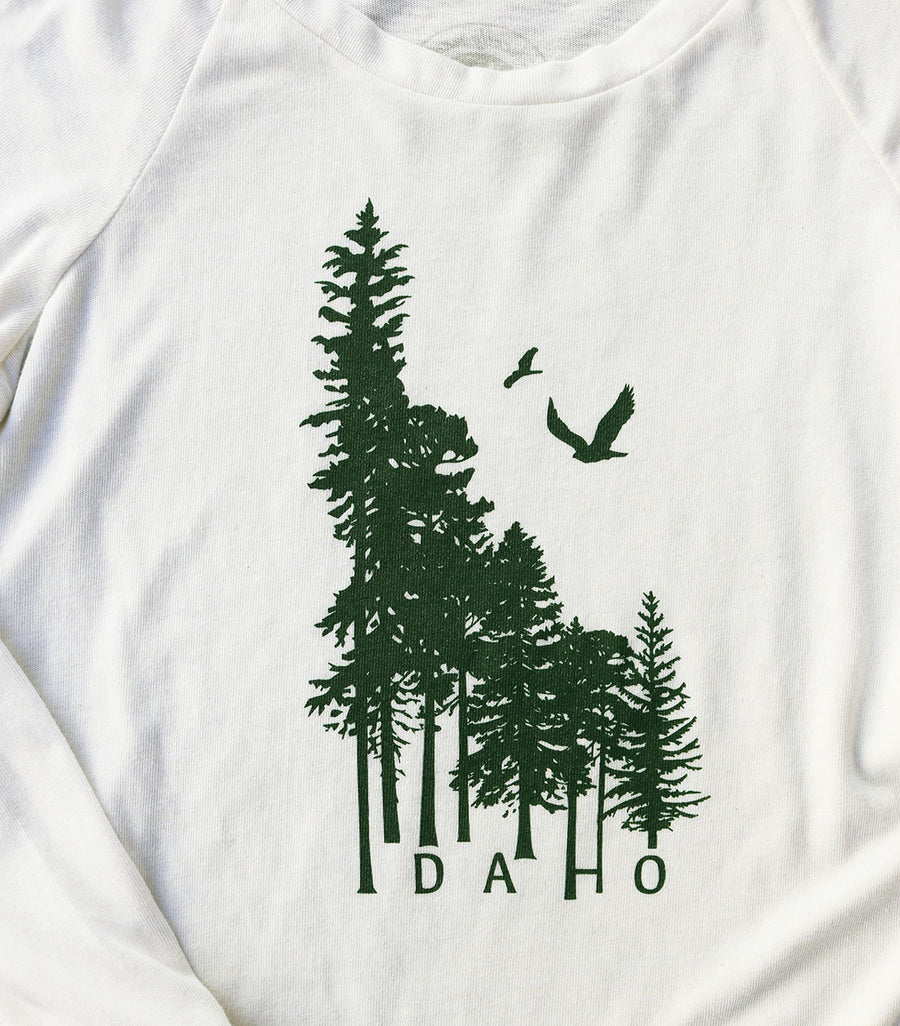 Idaho Wilderness Ladies Long-Sleeve