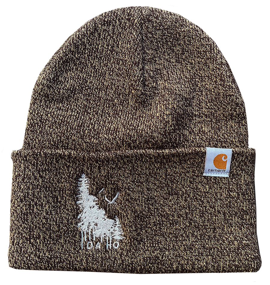 Idaho Wilderness Carhartt Beanie