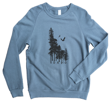 Idaho Wilderness Crew Sweatshirt