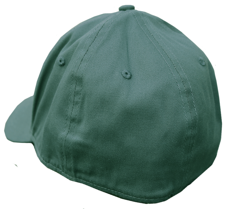 Idaho Wilderness Curved-Bill Fitted Hat