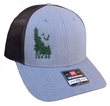 Idaho Wilderness Snapback Hat
