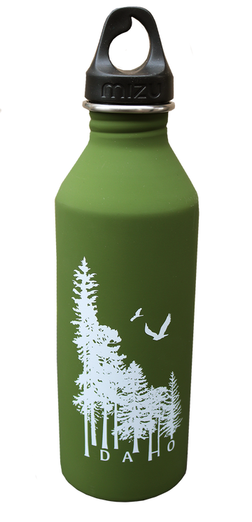 Idaho Wilderness Water Bottle