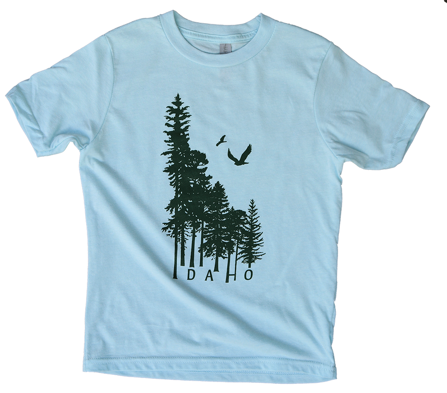 Idaho Wilderness Youth Tee
