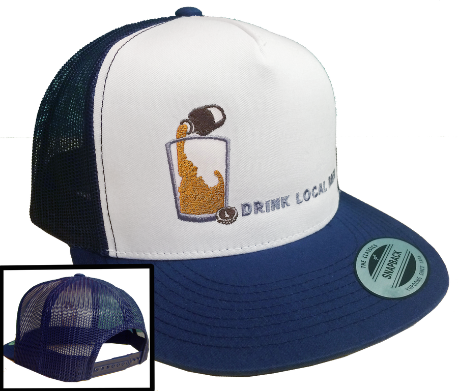 Idaho Brew Trucker Hat