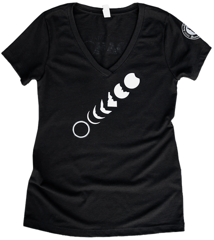 Total Eclipse of the Idaho Ladies Tee - LIMITED EDITION