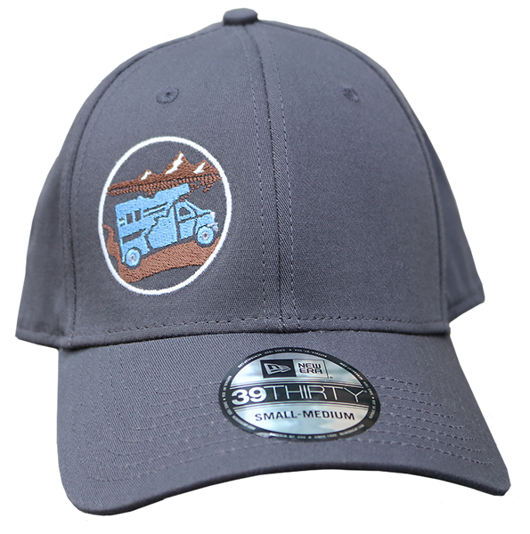 Explore Idaho Curved Bill Fitted Hat