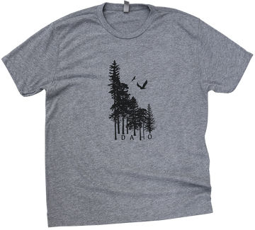 Idaho Wilderness Mens Tee