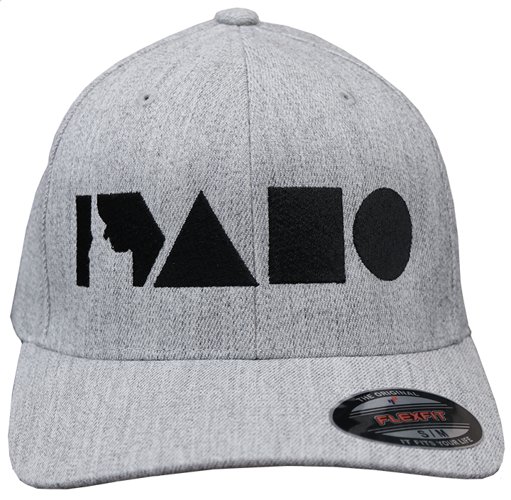 Geo Idaho Fitted Hat