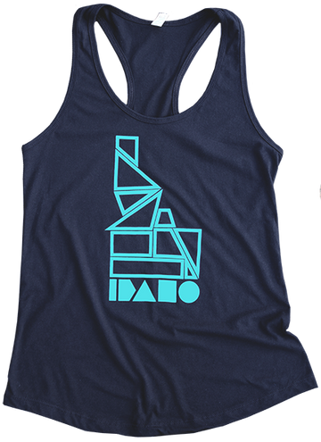 Geo Idaho Ladies Tank