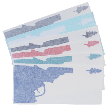 Idaho Tree-Gun Sticker - 10