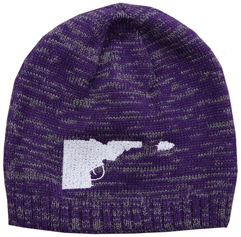 Idaho Tree-Gun Knit Beanie