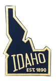 Idaho Est. 1890 Patch