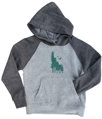 Idaho Wilderness Youth Sweatshirt