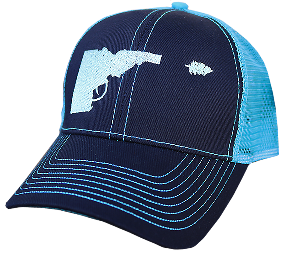 Idaho Tree-Gun Adjustable Mesh Hat