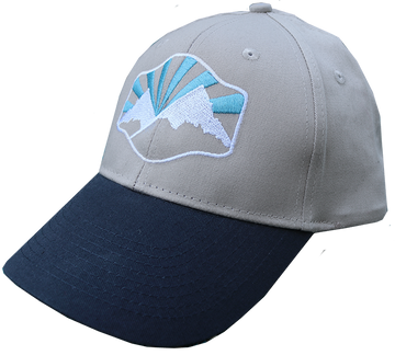 Idaho Mountains Kids Hat