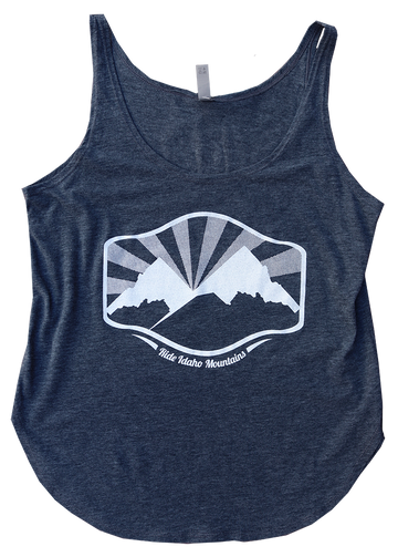 LAST CHANCE - Idaho Mountains Ladies Tank
