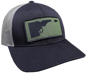 Idaho Tree-Gun Patch Adjustable Hat e7f9f310ac9