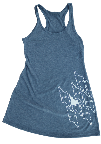 Repeat Idaho Ladies Tank Dress