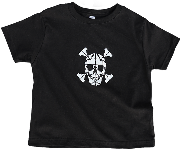 Idaho Skull - Toddler Tee