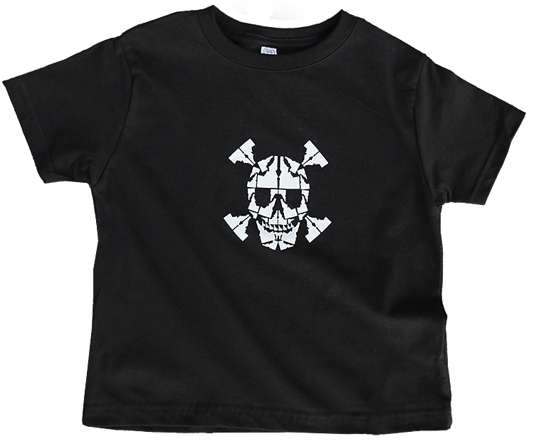 Idaho Skull Toddler Tee