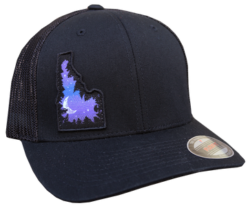 Skydaho Patch Flex Fit Hat