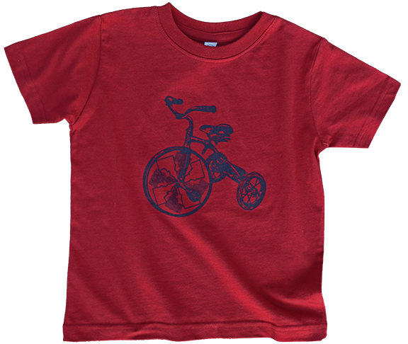 Idaho Trike Toddler Tee