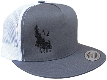 Idaho Wilderness Trucker Hat