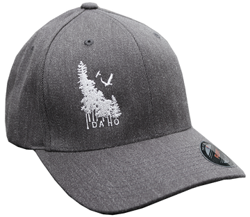 Idaho Wilderness Fitted Cap