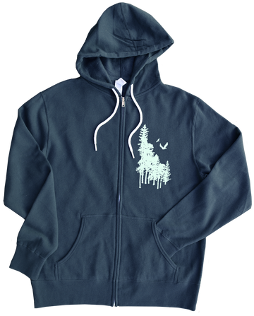 Idaho Wilderness Zip Sweatshirt