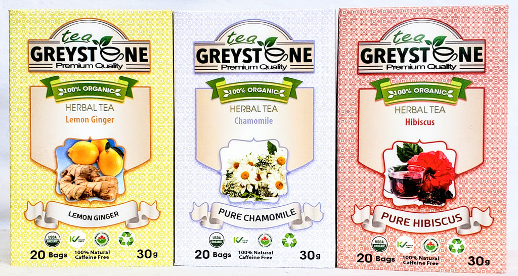 20 ct Organic Pure Line Tea