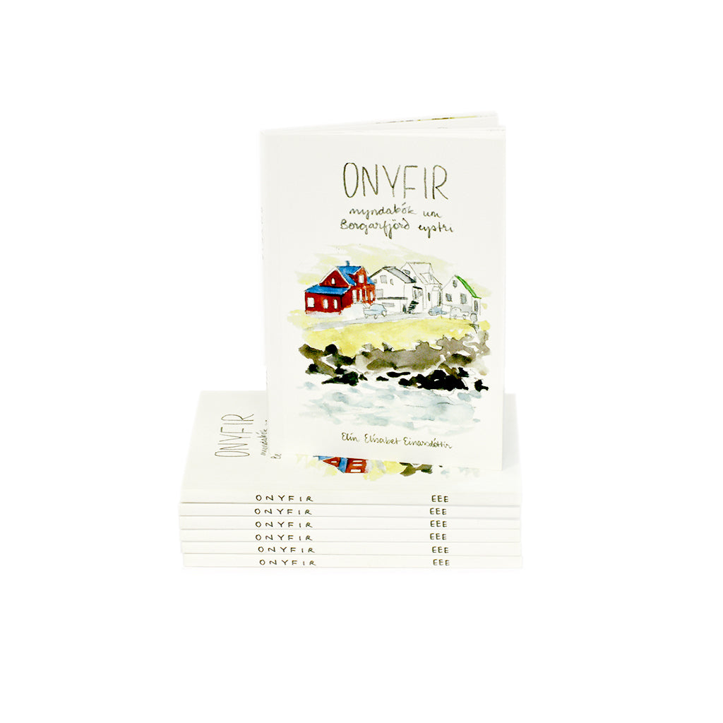 Onyfir - illustrated booklet