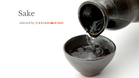 Sake | Selected by Caviar King