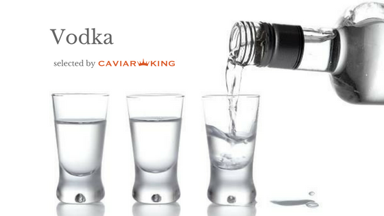 Vodka | Selected by Caviar King