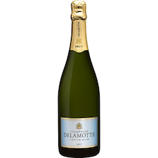 Delamotte Brut NV (75cl) | Champaign by Caviar King