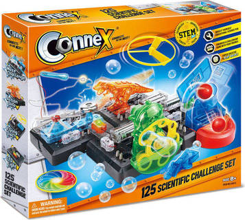 STEM Connex 125 Scientific Challenge Set