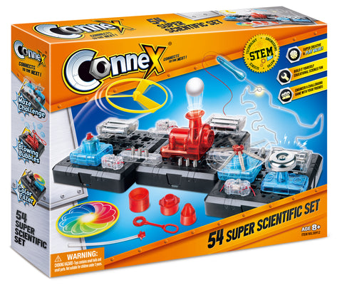 STEM Connex 54 Super Scientific Set