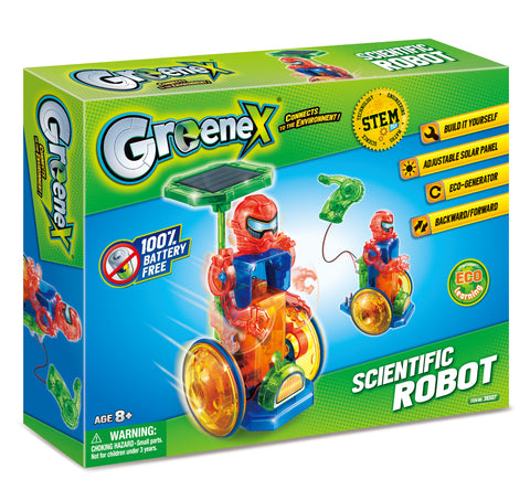 STEM Greenex Scientific Robot