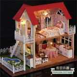 Diy Miniature Doll House