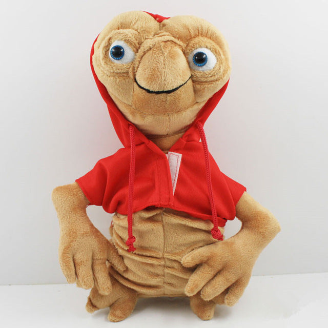 OFFICIAL E.T THE EXTRA TERESTRIAL 20cm PLUSH SOFT TOY NEW IN GIFT BOX