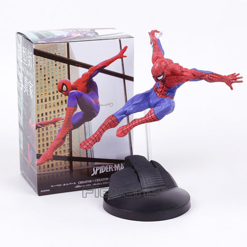 The Amazing Spider Man PVC Figure Collectible Model Toy