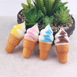 10cm Ice Cream toy Simulation Cake, Slow Rising  toys for children
