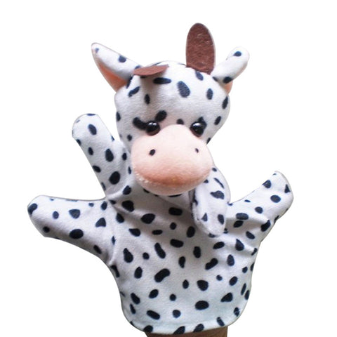 Cute  Animal Hand Puppet Toys for children