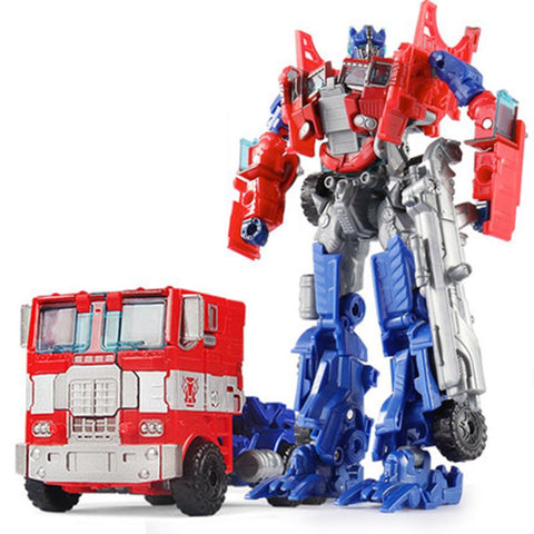 Original Transformation Cars Robots Toy Action Figure pvc Cars Toy Brinquedos Classic model Toy boys