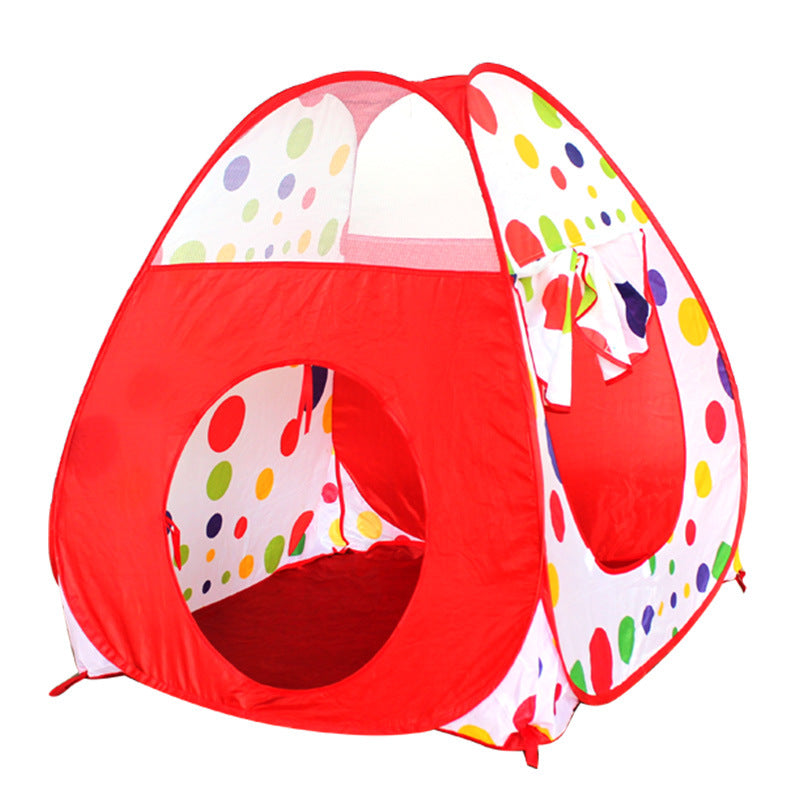 2 in 1 Play Tent Toddlers Tunnel Pop Up Playhouse For Children  sc 1 st  ToyWorld.com & 2 in 1 Play Tent Toddlers Tunnel Pop Up Playhouse For Children ...