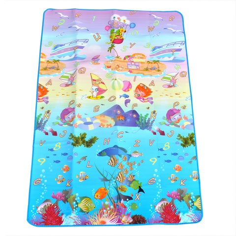 180*120*0.3cm Baby Play Mat Toys, EVA  Foam Puzzle, Climbing Rug Carpet, Kids Blanket, Children Toys, Crawling Activity Play-mat