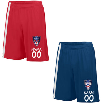 Youth&Adult Workout Shorts FC Soccer